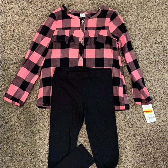 NWT Carter's Kid girls outfit